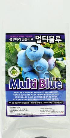 블루베리 전용 비료