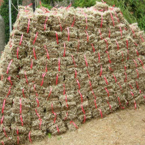 잔디 판매용 모습